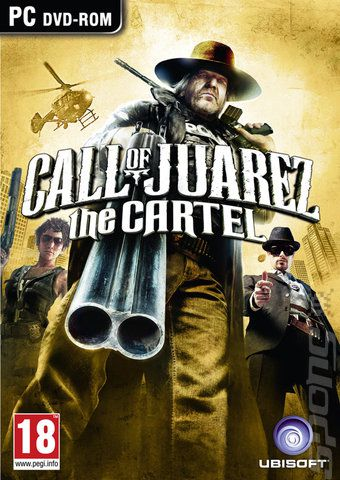Call of Juarez   The Cartel  + SKIDROW