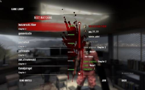 dying light how to get matchmaking