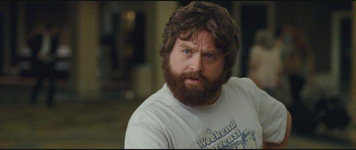 Мальчишник в Вегасе / The Hangover (2009) DVDRip | Лицензия