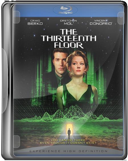 Тринадцатый этаж / The Thirteenth Floor (1999/BDRip)