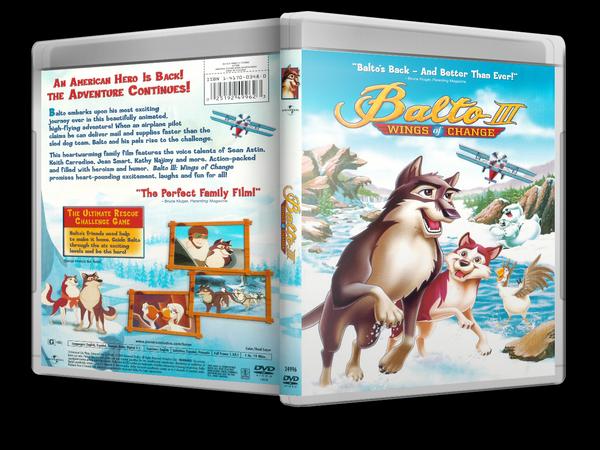 [MULT4PSP] Балто 3: Крылья перемен / Balto III: Wings of Change (Фил Вайнштейн) [2004, мюзикл, приключения, семейный, мультфильм, DVDRip]