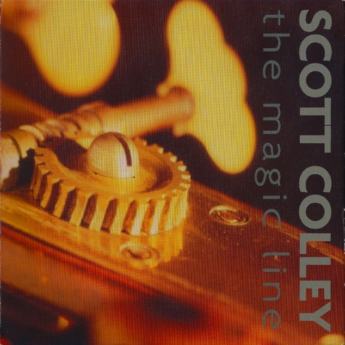 (Post-Bop, Modern Creative) Scott Colley, Chris Potter, Bill Stewart - The Magic Line - 2000, FLAC (tracks+.cue), lossless