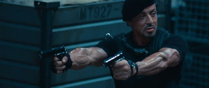 ����������� / The Expendables (2010) BDRip | ��������