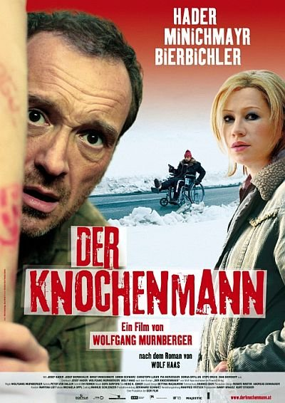 Мясник / The Bone Man / Der Knochenmann (2009/DVD5/DVDRip/1400/700Mb)