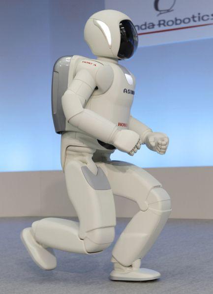 """Японцы представили """"поумневшего"""" робота-андроида"""