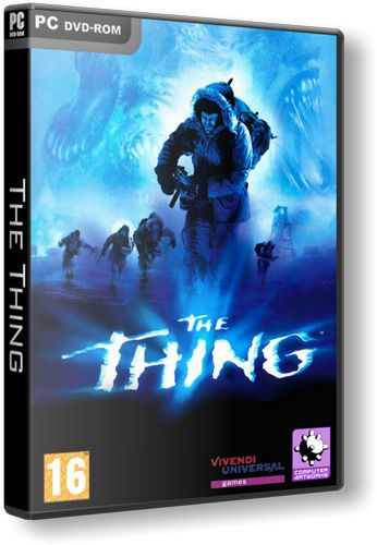 The Thing (2002) PC | Repack от R.G. Catalyst