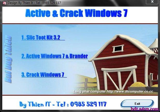 Hướng dẫn tạo USB boot & Unlock Slic2 1 Dell Để cài Window OEM chĩnh