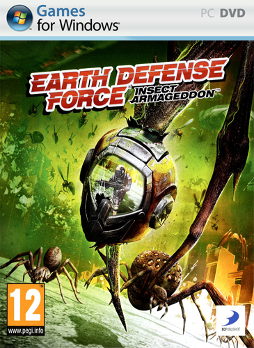 Earth Defense Force: Insect Armageddon - CRACK (2011)