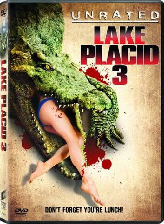 Озеро страха 3 / Lake Placid 3 (2010) DVDRip / 700 MB