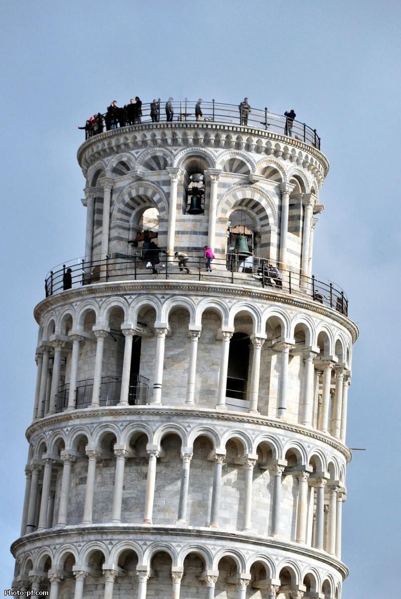 Пизанская башня. Видео-тур