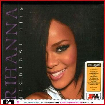 Rihanna - Greatest Hits (2012) MP3 320Kb/s