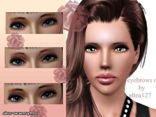 Глаза, линзы, брови для Sims 3 809a560bc01aaea5a5817e05ecfc54ff