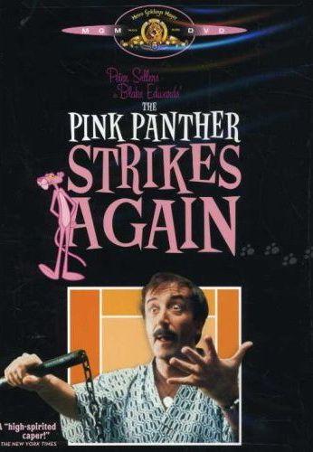 Розовая пантера наносит ответный удар / The Pink Panther Strikes Again (1976) HDRip-AVC   D, P