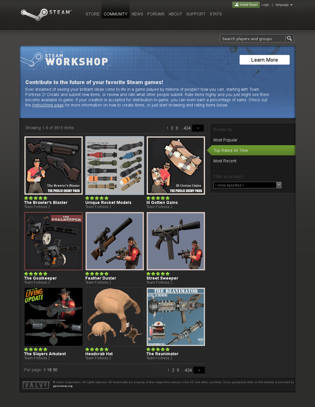 How To Steam Workshop Mods Tf2