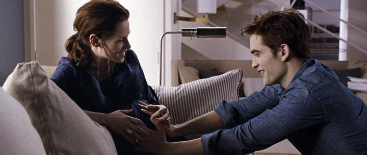 Сумерки. Сага. Рассвет: Часть 1 / The Twilight Saga: Breaking Dawn - Part 1 (2011) HDRip