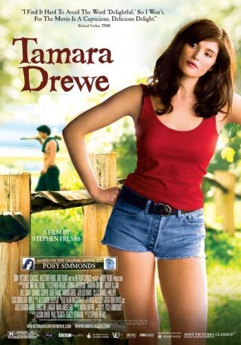 Неотразимая Тамара / Tamara Drewe (2010) BDRip