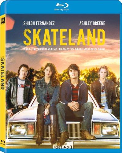 Скейтлэнд / Skateland (2010) HDRip