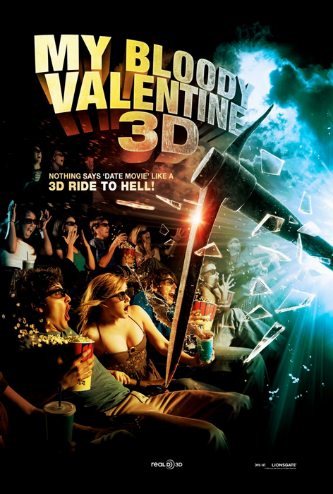 Валентин в 3д my bloody valentine 3d 2009 bdrip 1080p 3d