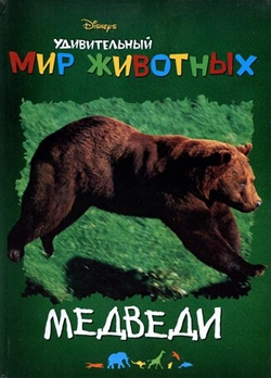 Удивительный мир животных: Медведи