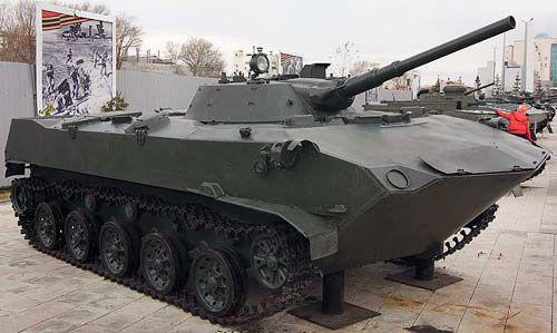 БМД-1 модернизируют