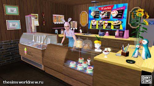Мороженица The Sims Wiki FANDOM powered by Wikia