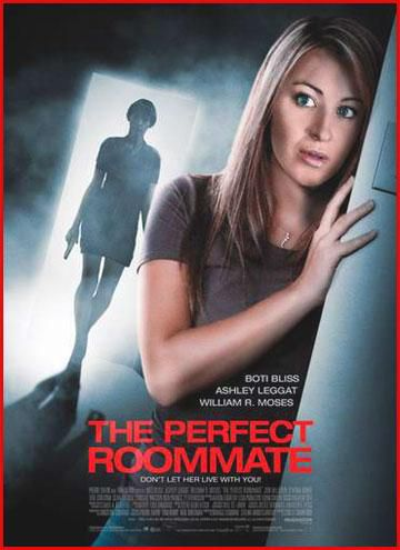 Квартирантка / The Perfect Roommate (2011) DVDRip | MVO | Лицензия