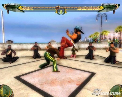 Martial Capoeira