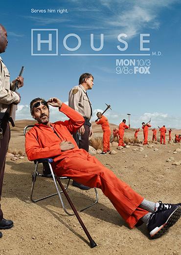 Доктор Хаус / House M.D. (8 сезон / 2011) WEB-DLRip