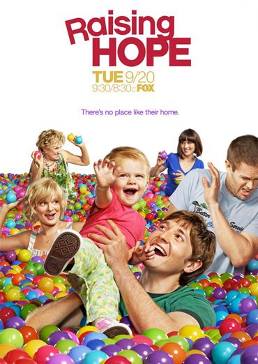 Растущая Надежда (Воспитывая Хоуп) / Raising Hope (2 сезон / 2011) HDTVRip/WEB-DLRip