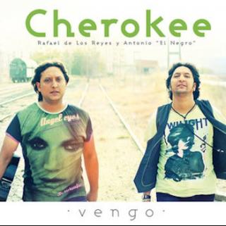 Cherokee - Vengo (2012)