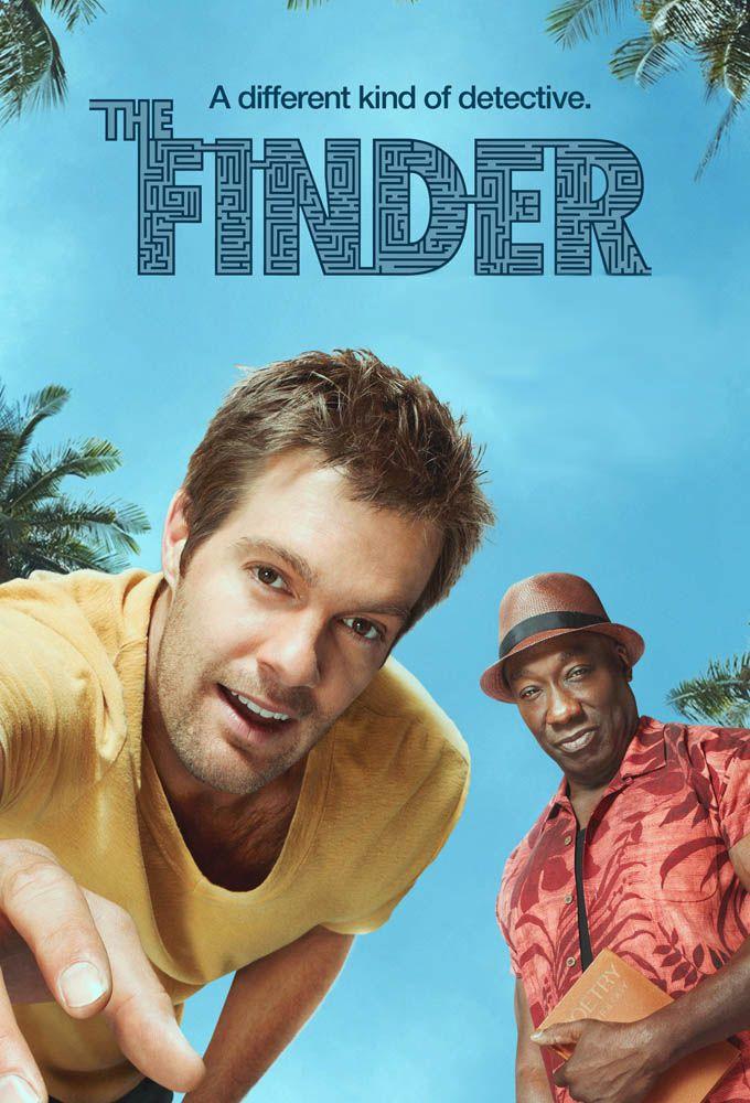 The Finder 1ª Temporada