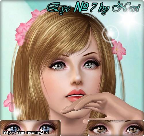 Глаза, линзы, брови для Sims 3 972b004a04ae4a75ec4be41675be3b8f