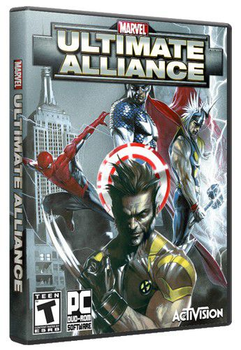 Marvel: Ultimate Alliance (2006) PC | RePack от R.G. Catalyst