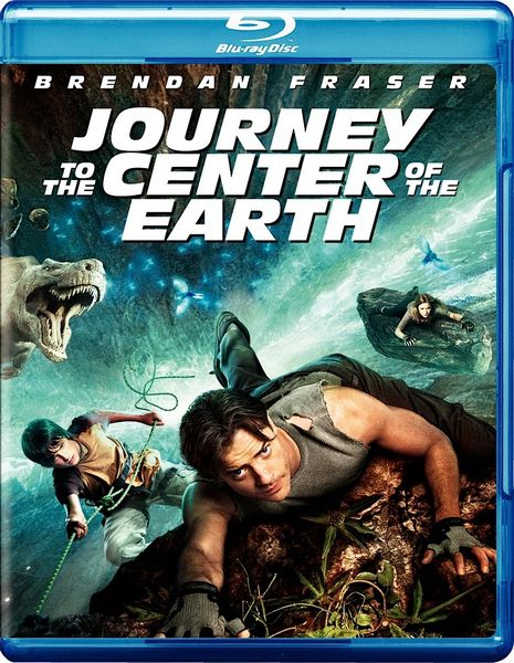 Путешествие к Центру Земли / Journey to the Center of the Earth [2008] BDRip
