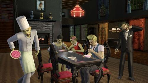 The sims интересные истории знакомства - 55