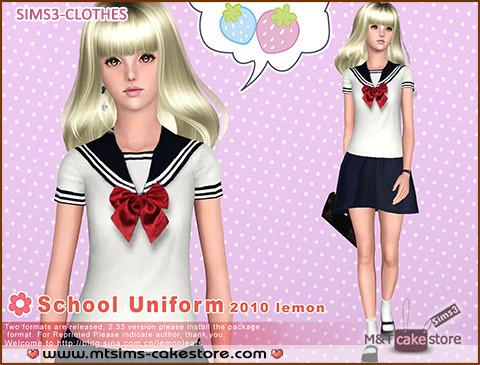 DaraSims: сайт посвященный играм серии The Sims - Показать сообщение отдельно - Униформа, костюмы для выступлений