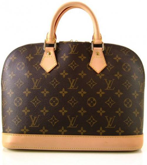 84431671bcff Как отличить настоящую сумку Louis Vuitton от Фэйка.   Блогер ...
