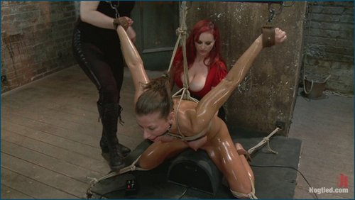 Ariel X and Mz Berlin - Live Show [Complete Edited Version] (16.10.2012) HD Video
