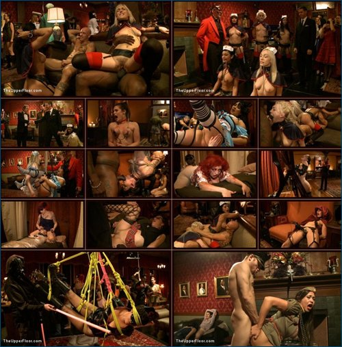 House Celebration: Welcome Back Mogul p. 1 [TheUpperFloor / Kink] (Nov23, 2012) SiteRip / HD Video