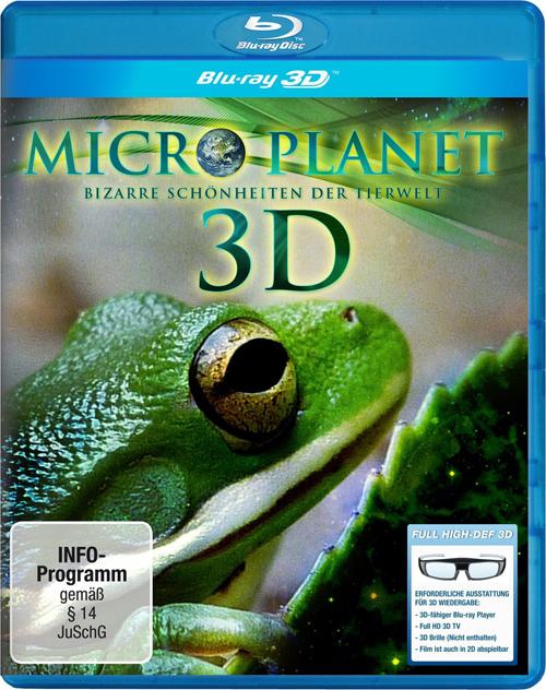 Изображение для МикроПланета в 3Д / MicroPlanet 3D (2012) [BDRip, Half OverUnder / Вертикальная анаморфная стереопара] (кликните для просмотра полного изображения)