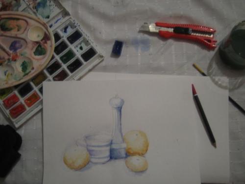 Искусство Рисования и Живописи - График Выхода и обсуждение