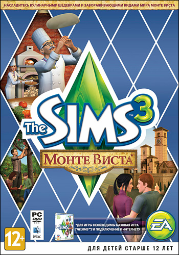 The Sims 3 Monte Vista (Maxis) (RUS|ENG|MULTI34) [L] - FAIRLIGHT