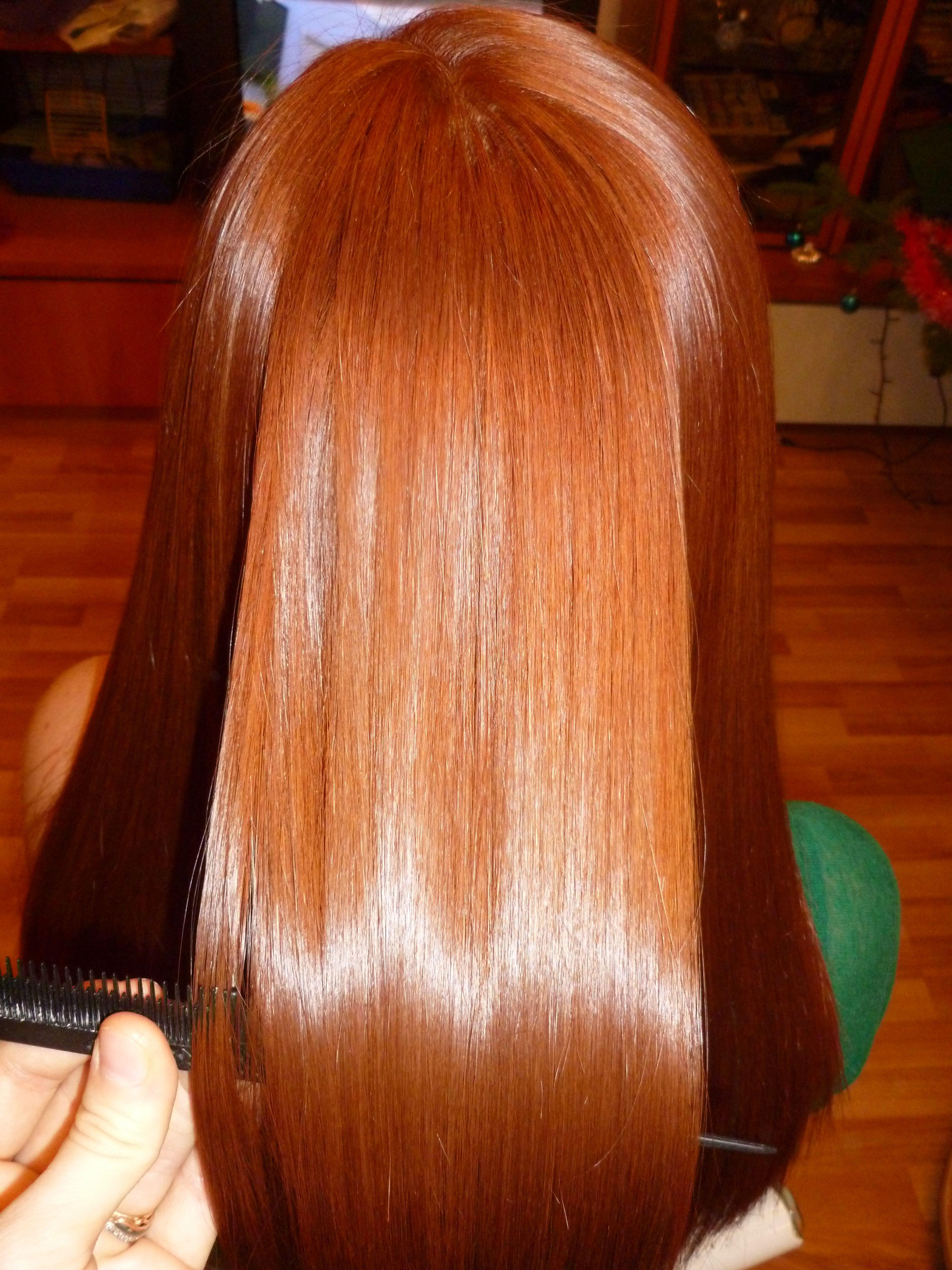 Как в домашних условиях сделать кератирование волос