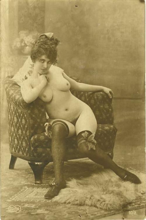 Порно снятое в начале 19 века