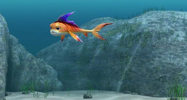 мультфильм наживка для акулы википедия