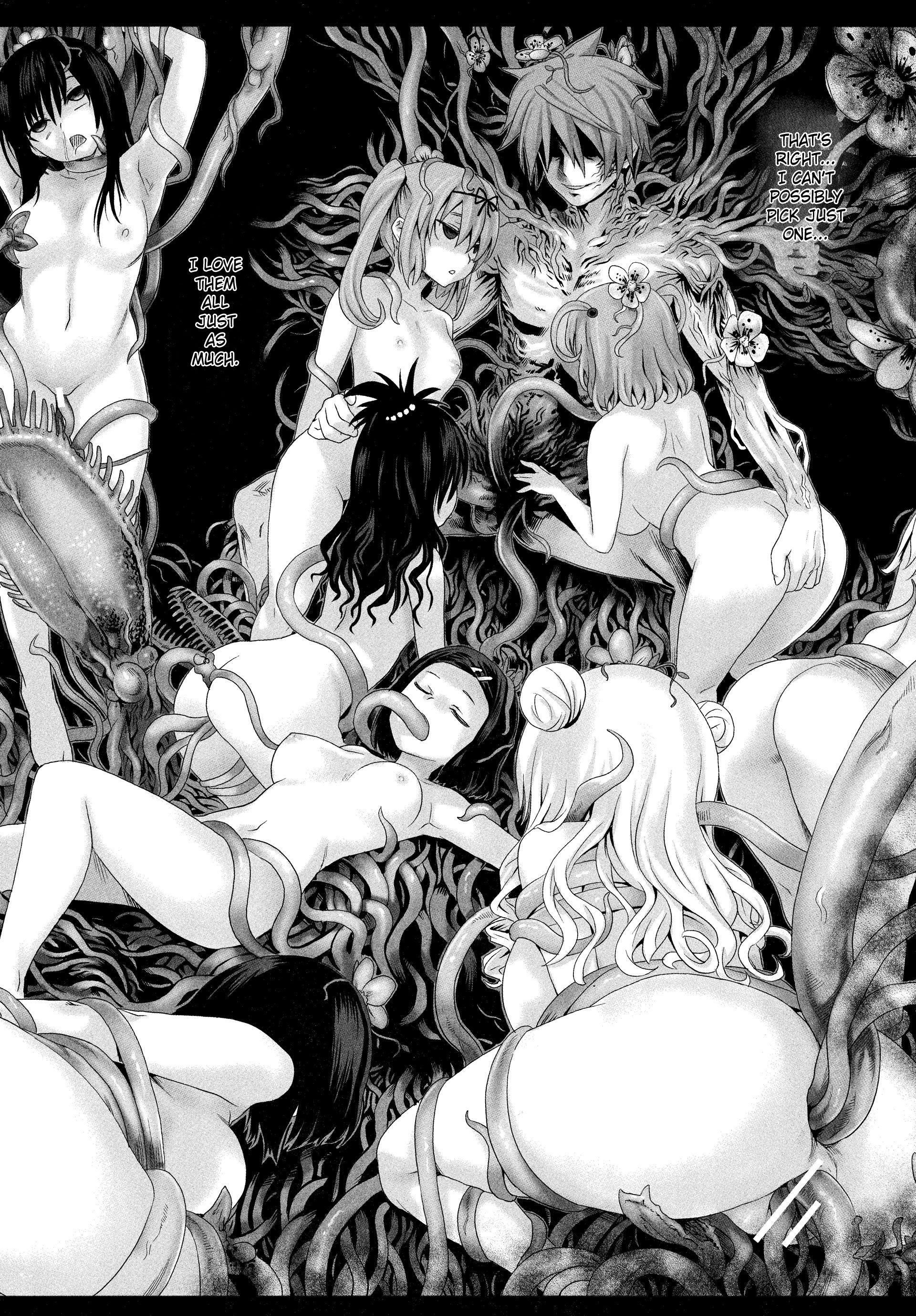 Fatal Pulse (Asanagi) - Victim Girls / Секс-рабыни из фентези [Ptcen] [ENG,JAP] Manga Hentai