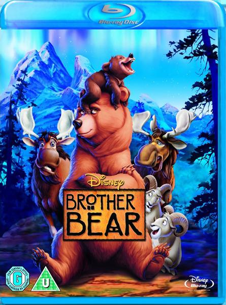 Братец медвежонок / Brother Bear (Аарон Блейс / Aaron Blaise, Роберт Уолкер / Robert Walker) [2003, мультфильм, фэнтези, приключения,семейный, BDRip 720p] Dub + MVO + DVO + Ukr + Original + subs