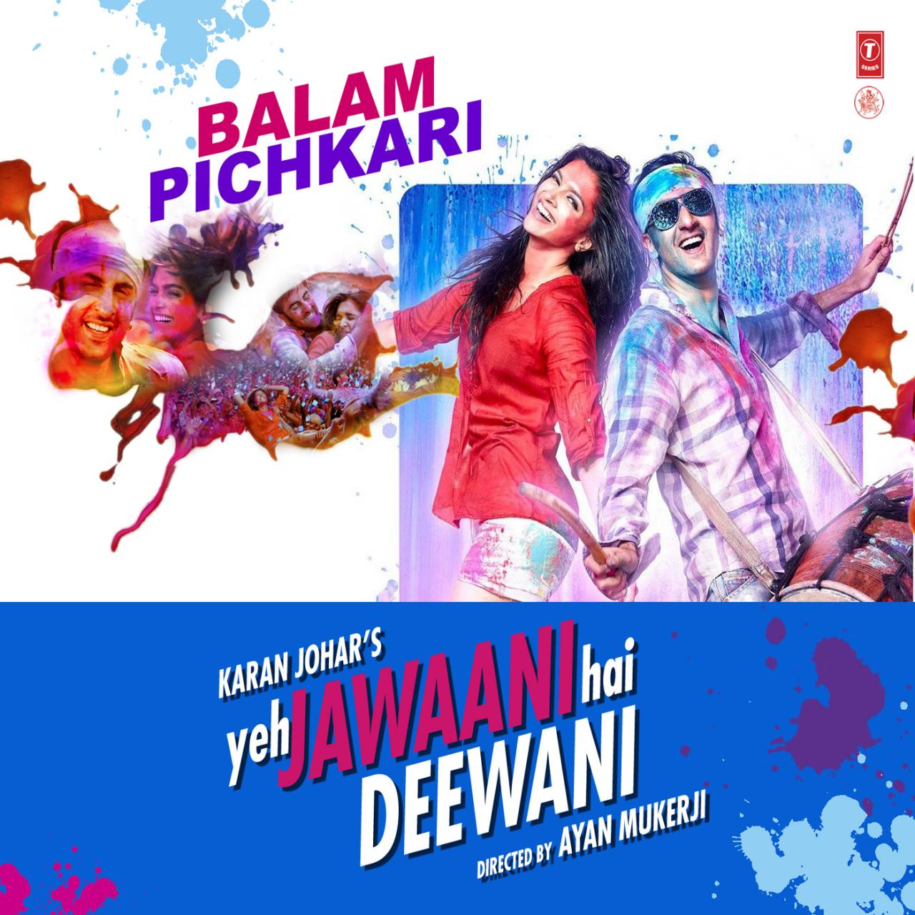 yeh jawaani hai deewani songs download
