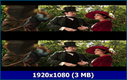 Оз: Великий и Ужасный 3D / Oz the Great and Powerful 3D Вертикальная анаморфная