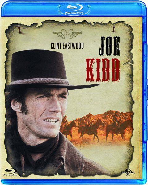 Джо Кидд / Joe Kidd (Джон Стерджес / John Sturges) [1972, США, вестерн, BDRip] 2xMVO (1-ый канал, SomeWax) + Original + subs (Rus, Eng)